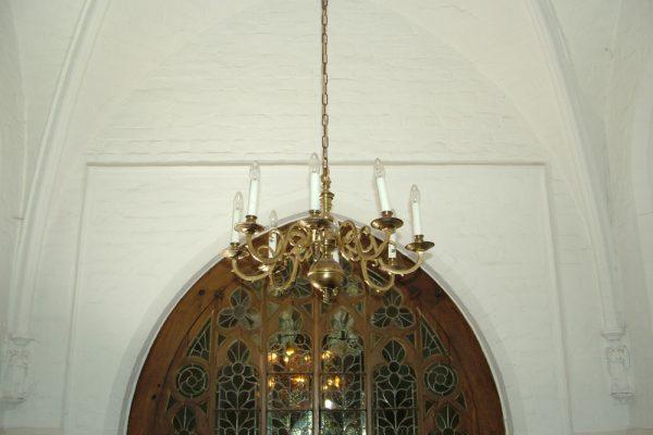 [Vorzustand des Brauthauses] Buxtehude, Nds. St. Petri Kirchengewölbe 2009