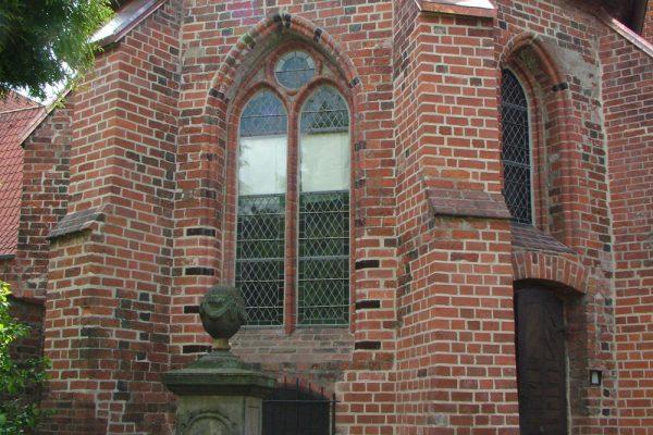 Lüneburg, Nds. Kloster Lüne Barbarakapelle 2007